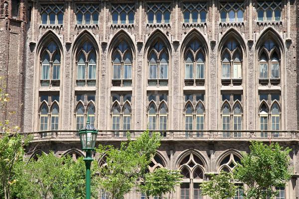 Facultad de Ingenieria in Buenos Aires Stock photo © Spectral