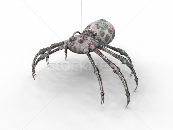 Bionic Spider Stock photo © Spectral