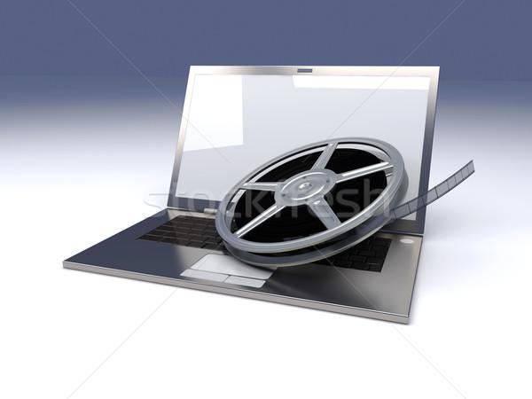 Digital Video Stock photo © Spectral