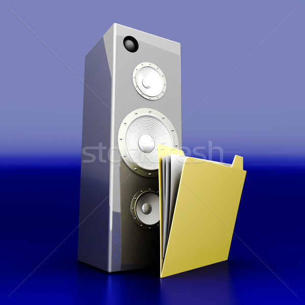 Music Directory Stock photo © Spectral