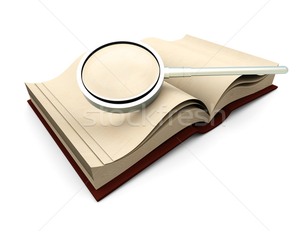Book Search Stock photo © Spectral