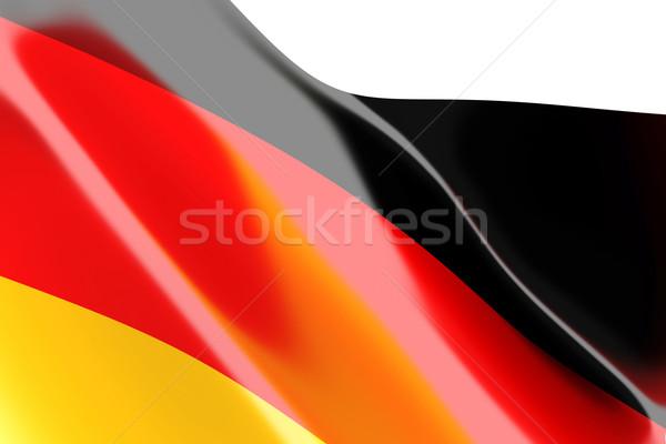 German Flag Stock photo © Spectral