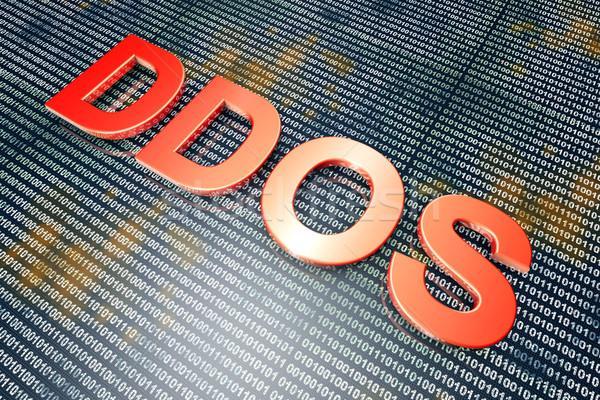 DDOS Stock photo © Spectral