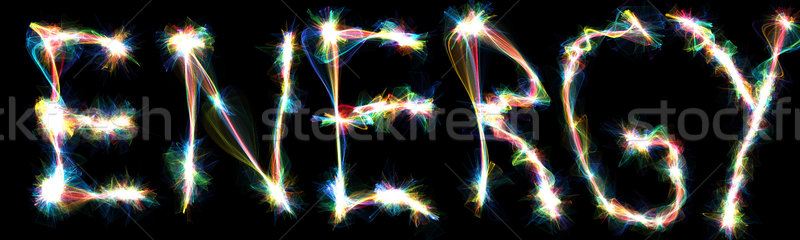 Plasma Energy		 Stock photo © Spectral