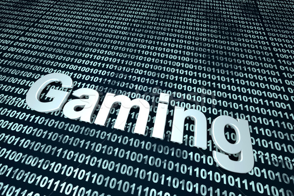 Digital Gaming	 Stock photo © Spectral