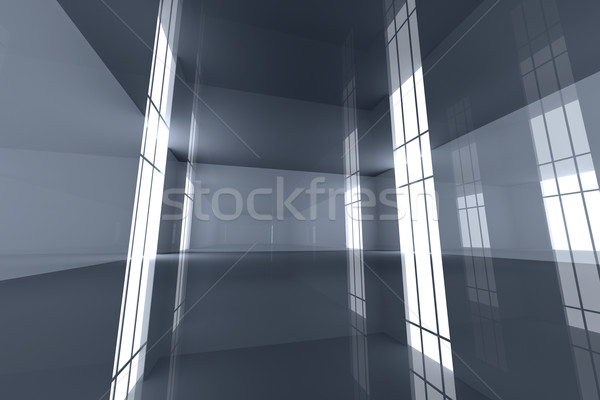 Dark Room Stock photo © Spectral