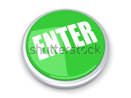 Enter Button Stock photo © Spectral