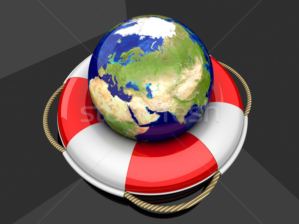 Worlds Life Belt	 Stock photo © Spectral