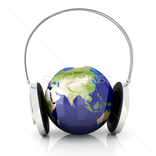 Music of Asia Stock photo © Spectral