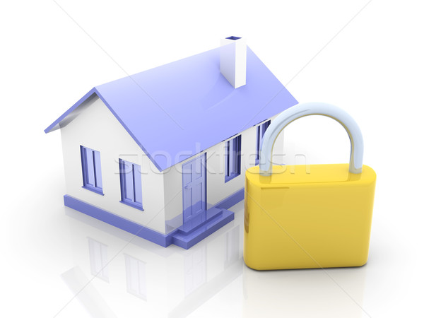 Real estate security Stock photo © Spectral