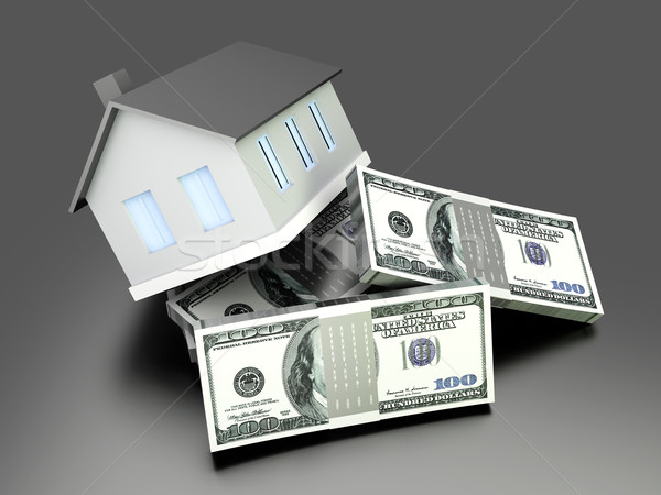 Real estate investment Stock photo © Spectral