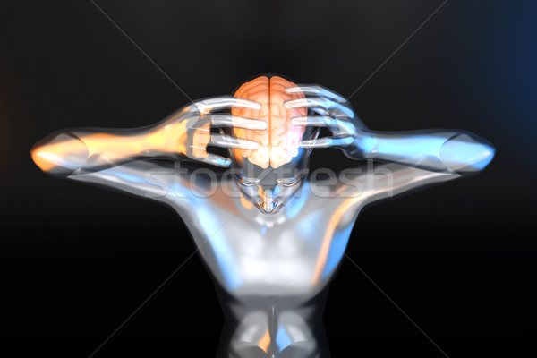 Mental Power Stock photo © Spectral