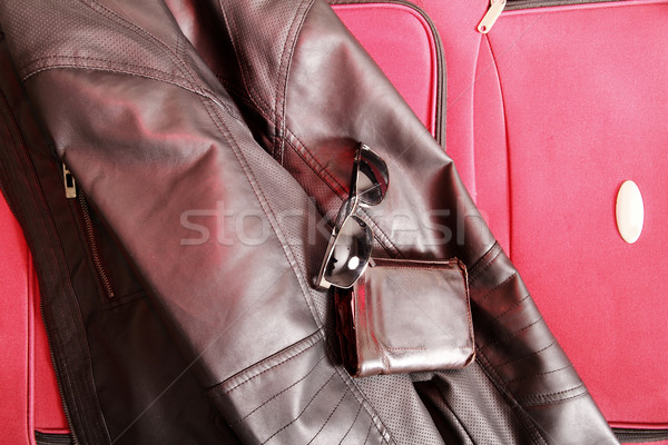 Ready to travel Stock photo © Spectral