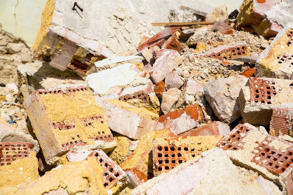 Rubble Stock photo © Spectral