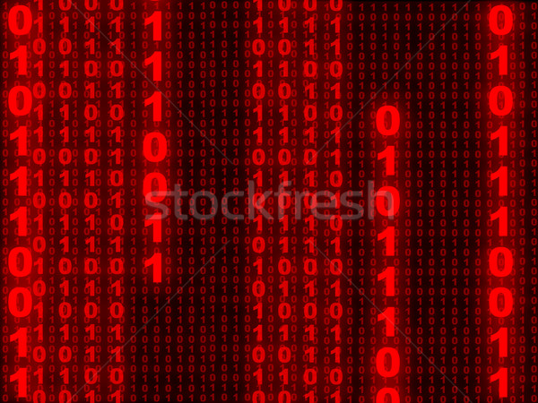 Binary Background Stock photo © Spectral