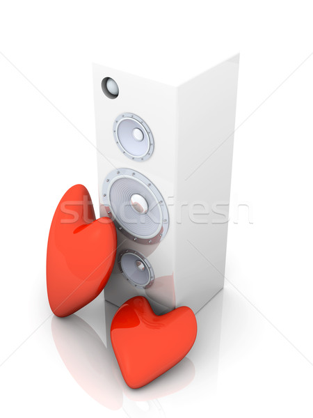 Love Song Stock photo © Spectral