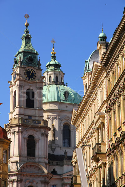 Historic Architecture in Prague Stock photo © Spectral