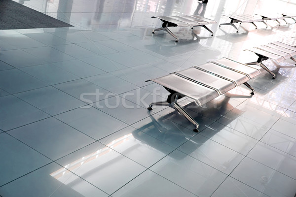 Waiting Hall Stock photo © Spectral