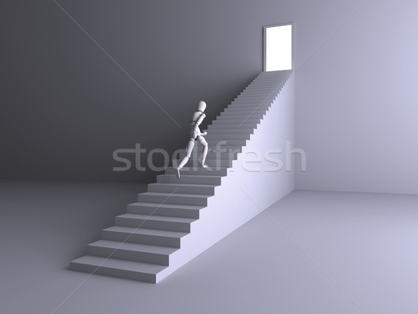Escape to the Light Stock photo © Spectral