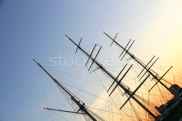 Ship Mast	 Stock photo © Spectral