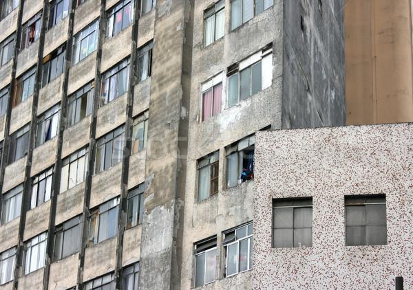 Stok fotoğraf: Sao · Paulo · Bina · yoksul