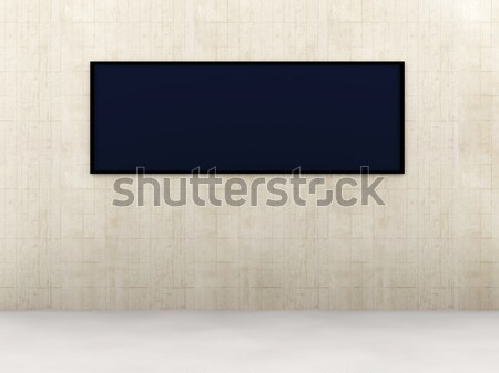 Exhibition Screen Stock photo © Spectral
