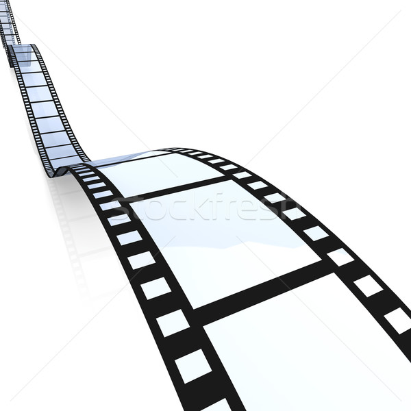 Film Strip	 Stock photo © Spectral