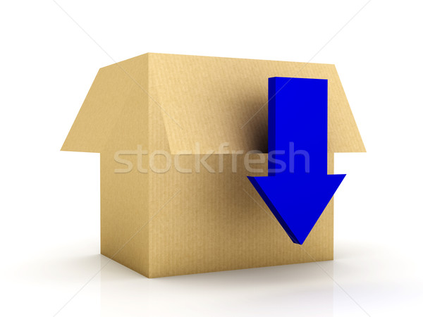 Software install package Stock photo © Spectral