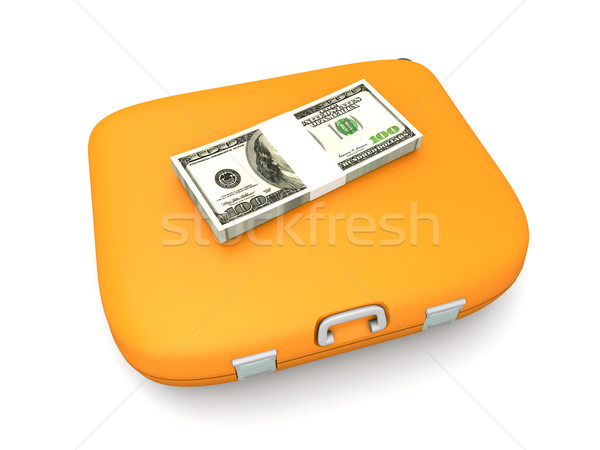 Price of travelling Stock photo © Spectral