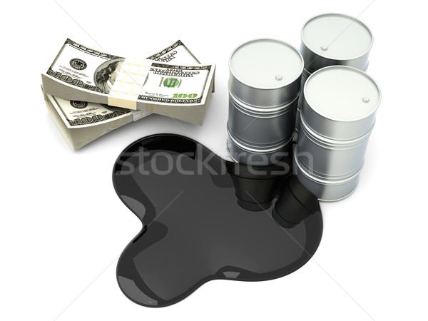 Price of Oil Stock photo © Spectral
