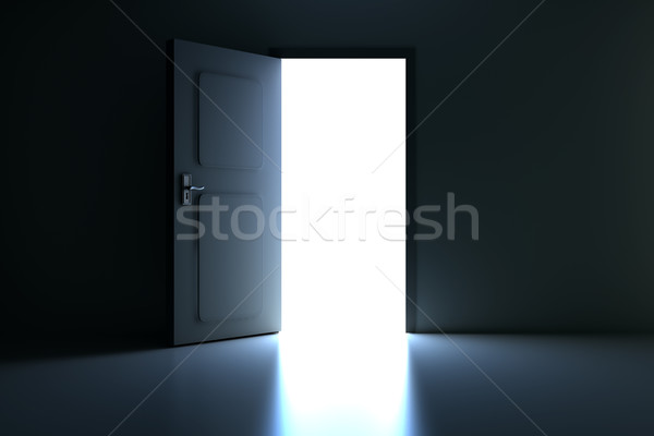 Open Door	 Stock photo © Spectral