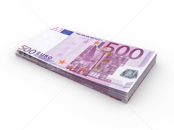 Euro Bills Stock photo © Spectral