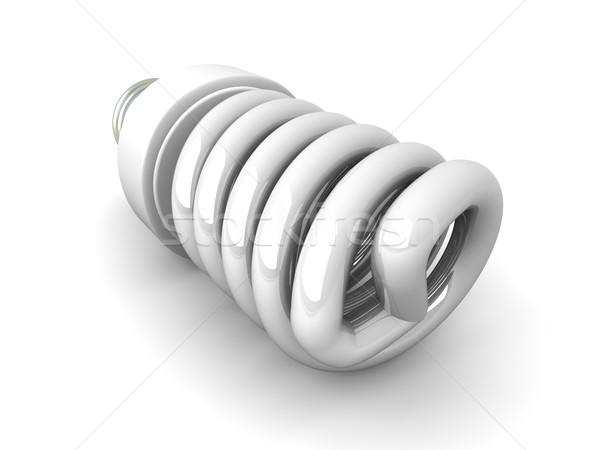 Energy Saver Light Bulb Stock photo © Spectral