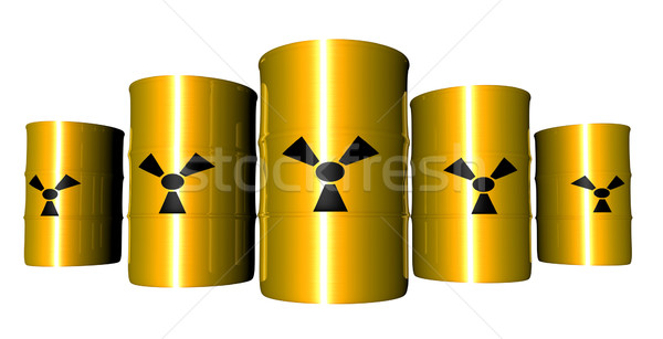 Radioactive Barrels