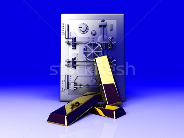 Gold Deposit Stock photo © Spectral
