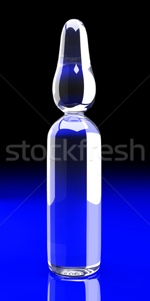 Medical Ampule Stock photo © Spectral