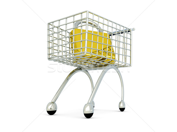 Secure Shopping Stock photo © Spectral