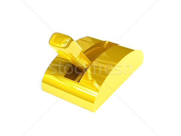Golden Switch  Stock photo © Spectral