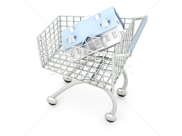 Real Estate Shopping Stock photo © Spectral