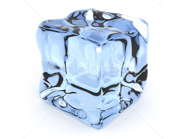 Ice Cube Stock photo © Spectral