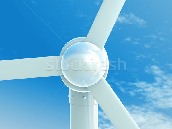Wind Power Stock photo © Spectral