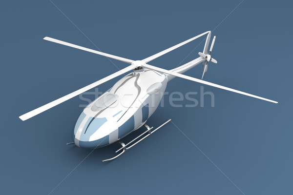 Helicopter Stock photo © Spectral