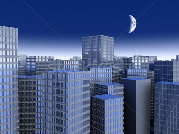 Big City  Stock photo © Spectral