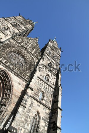 Cathedral of Florence Stock photo © Spectral