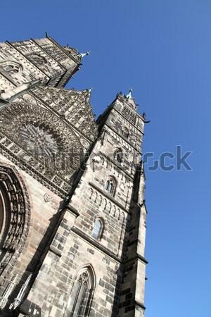 Cathédrale FLORENCE basilique saint fleur Photo stock © Spectral