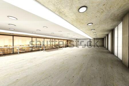 Foto stock: Vacío · oficina · horizonte · Sao · Paulo · Brasil · arquitectónico