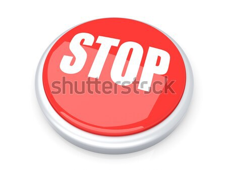 Stop Button Stock photo © Spectral