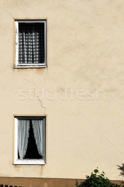 Stock photo: Windows