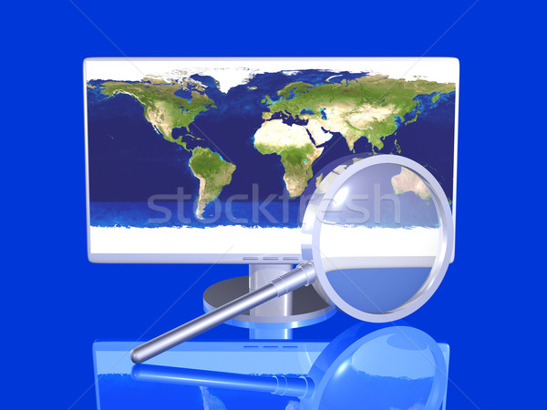 Global Search Stock photo © Spectral