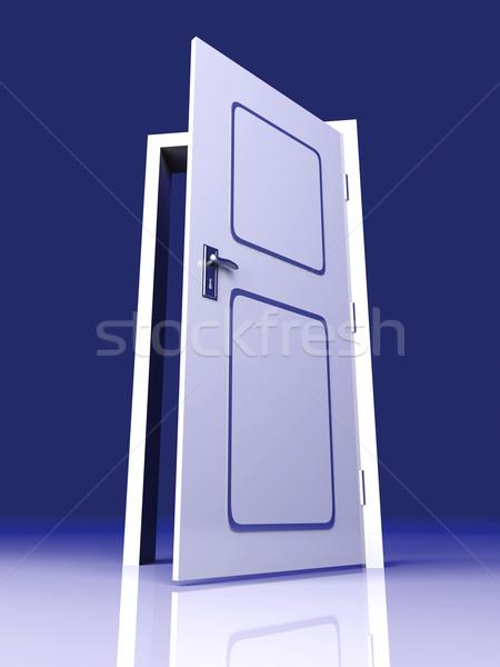Open Door Stock photo © Spectral